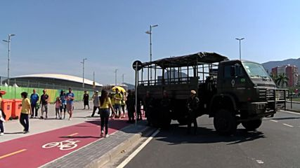 Brazil: Barra Olympic Park opens its doors for fans in Rio