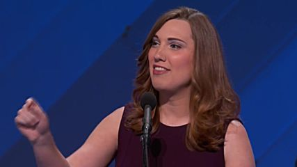 USA: Sarah McBride becomes first openly transgender person to speak at major party convention