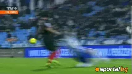 Сарагоса - Севиля 0-2 (27.11.2011)