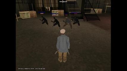 Test Break Dance Mod