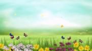 Книга на цветята - (анимация) ... (музика Сергей Чекалин) ...
