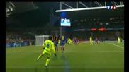 Lyon - Barcelona 1 - 1 (1 - 0 - Juninho)