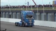 Scania R560 Sound