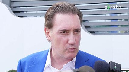 Домусчиев с коментар за връщането на Михайлов и кандидатурата на Бербатов