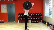 Клек - основно упражнение с максимална ефективност