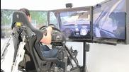 Як симулатор на Рали кола