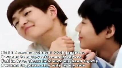 [ engsub & Roman ] Shinee - Haru Ost (christmas Version) [full Audio] [mv fanmade]
