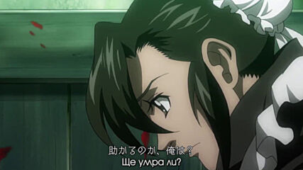 Shinigami Team Black Lagoon Ova Robertas Blood Tail - 03 Bd 720p Bg-1