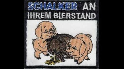 Scheiss Schalke - Nur Der Bvb