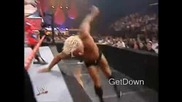 Ric Flair vs. Shawn Michaels - Wwe Bad Blood 2003