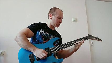 Oki Guitar Player-Силата на вятъра (група Хамелеон)