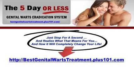 This Genital Warts Treatment Saved My Sex Life