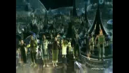 Final Fantasy X-2 - 1000 Words