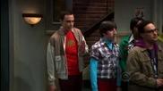 The Big Bang Theory - Season 3, Episode 7 | Теория за големия взрив - Сезон 3, Епизод 7
