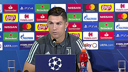 Italy: 'Nobody asked about Lokotmiv' - Ronaldo jokes ahead of CL clash