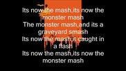 Monster Mash песен на Adam и др. - Хелуинска песен