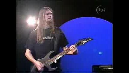 Meshuggah - Morgan & Fredrik