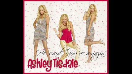 asley tisdale
