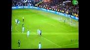 5.12.09 Манчестър Сити - Челси 2:1 Франк Лампар изпуска дузпа