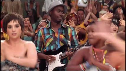 ( 720p Hd ) Shakira - Waka Waka ( This Time for Africa )