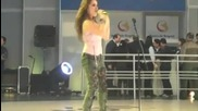 Dulce Maria en Colombia - Exito Total (teleton, promoci