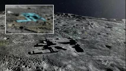 Извънземни на Луната - истината разобличена (3 част)