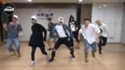Bts - Silver Spoon . Baepsae ( mirrored Dance Practice )