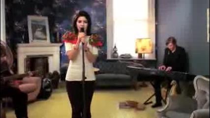 Marina & the Diamonds - Hollywood (acoustic)