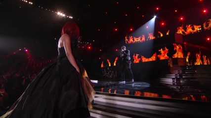Eminem ft. Rihanna Dr.dre &. Skylar Grey Grammy Awards 2011 Hd
