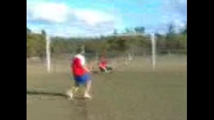 Head Shot - Комичен футбол