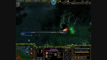 Dota Nevermore ownage - The Evil inside