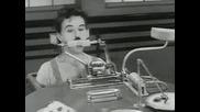 Чаплин  в Модерни времена