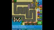 bloons tower defense 4 - track 1 (easy mode)