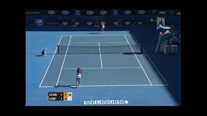 На Ли - Азаренка е финалът при жените на Australian Open