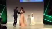 Новак Джокович и Серина Уилямс във вихрен танц