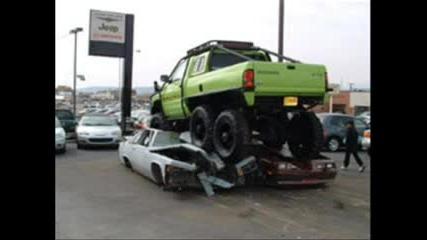 Dodge T - Rex 6x6