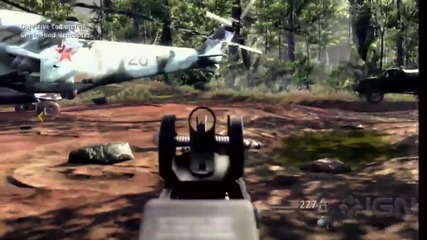 Call of Duty Black Ops Gameplay Demo Pt. 1 - E3 2010