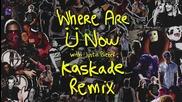 *2015* Jack U ft. Justin Bieber - Where Are Ü Now ( Kaskade Remix )