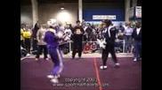 Raymond Daniels vs. Elias Lemon - Спаринг