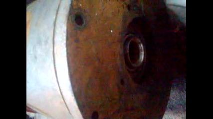 Контролер за правотоков електродвигател 24v/250a
