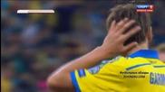 05.09.15 Украйна - Беларус 3:1 *квалификация за Европейско първенство 2016*