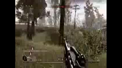 Call Of Duty 4 My Preview Movie