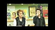 [+ Бг Превод] Exo Chen and D.o - The Last Time at Sukira Radio