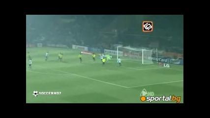 "7.5.2011 Аржентина-колумбия 0-0 Копа Америка група ""а"""