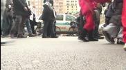 USA: 'Racist cops have got to go!' Jesse Jackson leads protest over slain black teen
