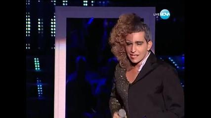 Рафи като Ерос Рамацоти и Тина Търнър от 29.05.2013