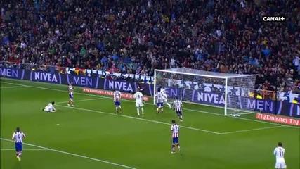 Реал Мадрид - Атлетико Мадрид 2:2