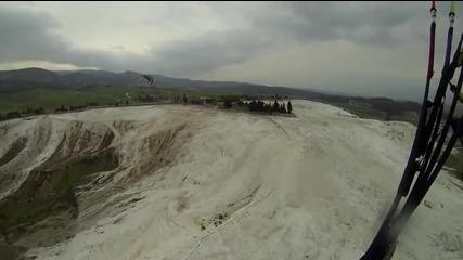 Полет над Кападокия и Памуккале