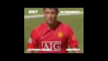 Latest Cristiano Ronaldo - Beginning of the Legend 2007/08
