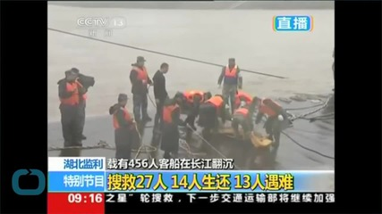 Chinese Workers Face Grim Task Recovering Bodies From Eastern Star